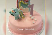 My Litle Pony cake