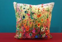 Yvonne Coomber luxury interior products / Floral-inspired limited edition interiors products to add some rainbow-hued beauty to your home. From lighting and furniture, to textiles and accessories…
