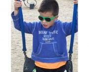 Gafas de sol bebé, niños/ niñas 0-7 años / Nuestras gafas de sol Shadez ofrecen una protección segura de los rayos UVA y UVBpara los ojos de tus pequeñ@s. son muy flexibles y duraderas. Incluyen estuche rígido, gamuza de limpieza y banda de sujeción.