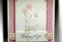 Serene Silhouettes Stampin' Up! Stamp Set Greeting Cards