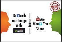 ArtVertise your rules / Social Media Marketing powered by ArtVertise