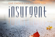 INSURGENT Cover Recreates / Enter the INSURGENT Cover Recreate contest here: http://allthingsurbanfantasy.blogspot.com/2012/04/giveaway-cover-re-create-contest-win.html / by All Things Urban Fantasy