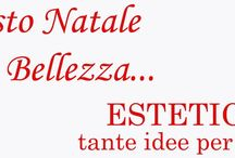 Natale by Estetica Inma / tante idee regalo per i tuoi regali--