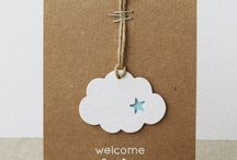 Birth announcements / Geboortekaartjes  - Inspiration