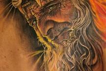 Shaman Tattoos