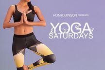 Yoga Saturdays / YOGA