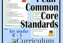 Common Core / by Julia LaRochelle