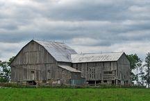 Barns (4 the Lambert's) / by Sandy McGonagle