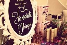 Fav Things Party Ideas