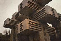 Architecture - Brutalism