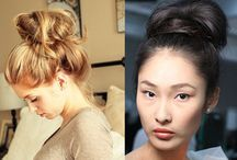 Hair Stylin / Hair styles to try for long thick hair