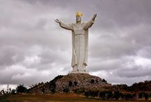 Jezus Chrystus / Świebodzin Jezus Chrystus Król Poland Polen