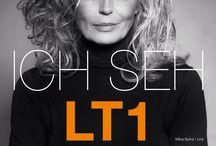 Kampagne ICH SEH LT1 / ICH SEH LT1 - und das landesweit und gebührenfrei!  Alle Fotos und TV-Spots zur Kampagne auf www.lt1.at