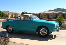 Karmann Ghia / by Country Velador