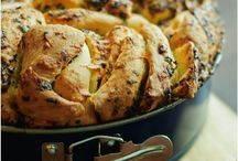 Kräuter-Käse-zupfbrot