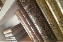 Part of new library / Antique books