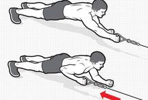 Träna / Övningar