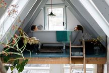 Podkrovni pokoj