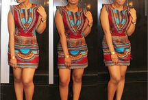 Party Outfit Ideas / For African events