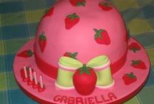 strawberry shortcake party / by Bonnie Hawkins