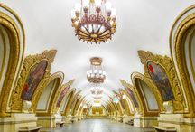 The Hypnotizing Beauty Of Russia's Historic Metro Stations. / The Hypnotizing Beauty Of Russia's Historic Metro Stations.  -----------------------------------------------------------------------------  SULEMAN.RECORD.ARTGALLERY: https://www.facebook.com/media/set/?set=a.401458876730804.1073741967.286950091515017&type=3  Technology Integration In Education: