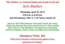 Carmel Arts Council / Carmel Arts Council events / by Meg Osborne
