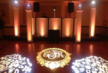 Brooklake Country Club - Florham Park, NJ / Our setup and events at the Brooklake.