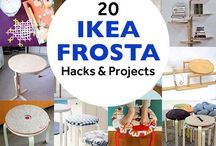 Home Ideas -- Ikea Hacks for Boys Rooms