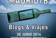 Eventos MadridTB / Eventos organizados por MadridTB o eventos en los que participan miembros de MadridTB