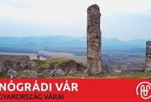 Magyarország várai / Castles of Hungary