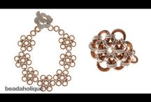 Chainmaille Tutorials / Using jump rings to create awesome jewelry and other neat crafts