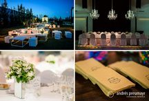 Vicky & Fede's Wedding / Glam Wedding
