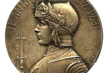 relief & medal
