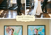 Winter Weddings by Erin Johnson Photography / Winter Weddings