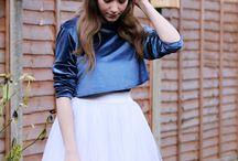 Skirts I made
