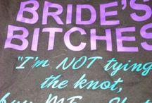 Bridesmaid stuff / by Katie Buxbaum