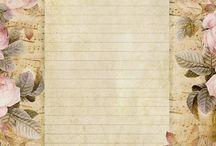 papel pra cartas
