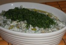 Yoğurtlu yeşilmercimek salatası