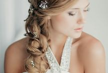 Wedding: hair / by Sincerely Fiona
