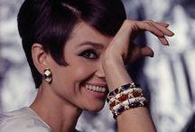 Audrey Hepburn / by Eleanor McPoopypants