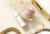 Cosmetic product shots