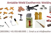 Exothermic weld