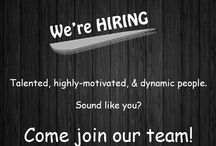 Come join our team / Get all details about Create Talents and Models job vacancy and many more