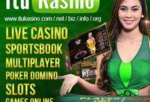 ituKasino - Judi Bola - Judi Casino - Judi Poker - Judi Domino QQ