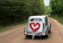 Wedding Cars / Weil zu einer perfekten Hochzeit auch das perfekte Auto gehört :-)!