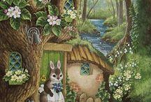 Shirley Barber Illustrations