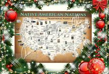 Tribal Maps