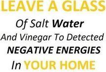 Get Rid of negative energy