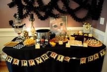 Aidan's birthday / by Carrie Copeland