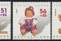 Toys & Children's Games Stamps / Stamps with topic Toys & Children's Games